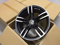 BMW ALLOY WHEELS FOR SALE E92 E60 F30 F10 X5 X6 M3 Z4 1 3 5 6 7 SERIES