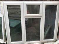 Used upvc windows in good condition FREE