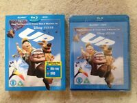 UP - Classic Disney Pixar movie on Blu Ray and DVD (2 discs) - Brand new, sealed, £4