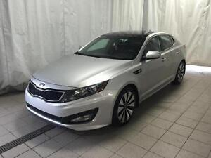 2013 Kia Optima TURBO TOIT+CUIR+GPS SX