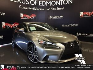 2015 Lexus IS 350 4dr Sdn AWD