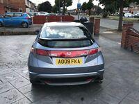 Honda civic type s (not vw, bmw, audi, merc, seat)