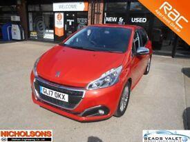 Peugeot 208 1.2 PureTech (82bhp) Allure 5d