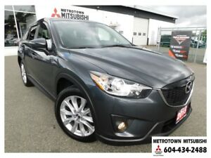 2015 Mazda CX-5 GT; Local BC vehicle!