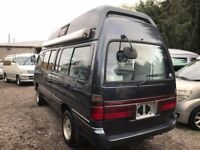 Rust Free TOYOTA HIACE HIGH TOP 3 LITRE TD 4WD 4 BERTH CAMPERVAN AUTO