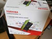 Toshiba notebook laptop windows 7