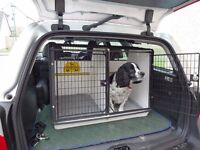 Lintran DB3 Dog cage