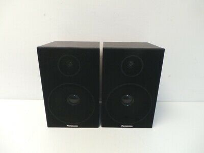 Panasonic SB-14 Bookshelf Speakers