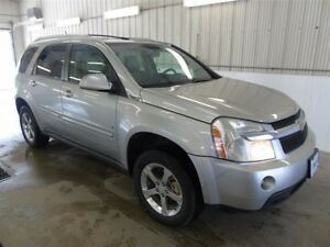 2007 Chevrolet Equinox LT AWD, Remote Start, Sunroof, Heated Sea