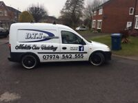Mobile car wash, mobile car valeting, Nottingham car valet, mobile car wash Nottingham