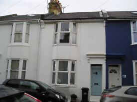 Two large double rooms in friendly central Brighton (Hanover) house share £560 and £535 pcm