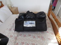Action Pro Nevada eight person tent (still a current model)- nearly new condition as only used once