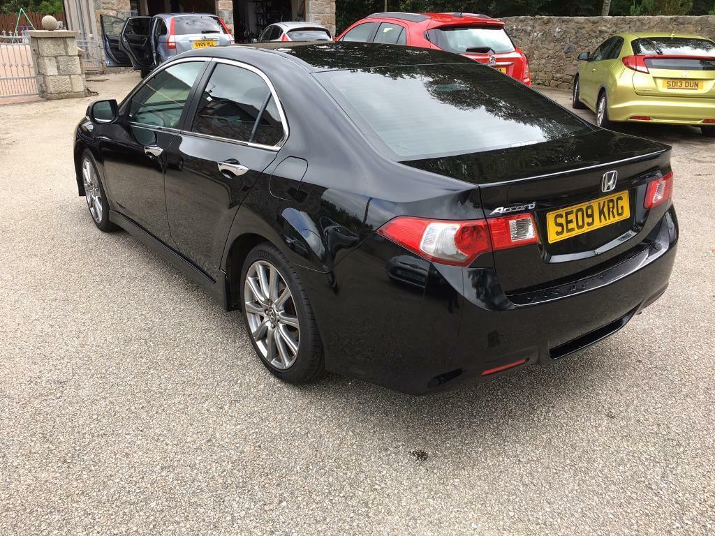2009 Honda accord es GT 2 2 d-tec 4 dr   (DIESEL) | in Huntly,  Aberdeenshire | Gumtree