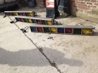 Theatre / stage lighting strand electrics 6ft long