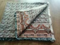 Cotton blanket / chadar - single
