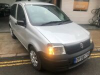 Fiat Panda 1.1 Active 5dr 64000Miles 5 Speed Manual Drives Lovely