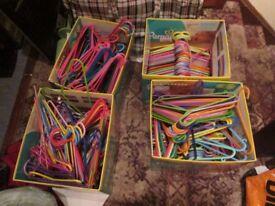for sale children small coat hangers