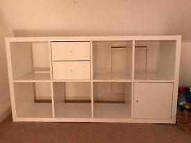 Ikea shelving unit good condition
