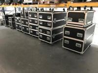 ABS / Trifibre Flight cases