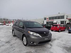 2014 Toyota Sienna XLE AWD CUIR TOIT OUVRANT UNIQUE MUST SEE