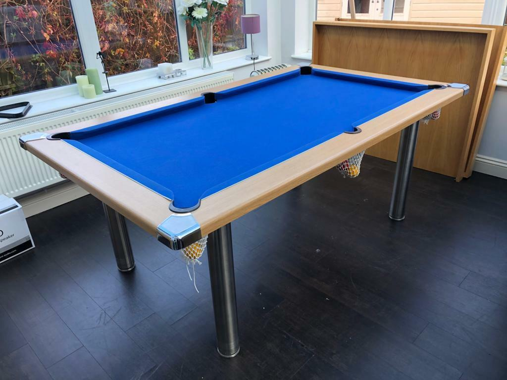 Bespoke Pool Table / Dining Table