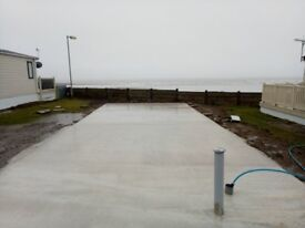 PITCH AVAILABLE OVERLOOKING THE SEA!