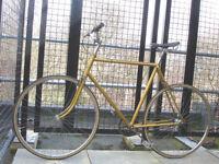 Lightweight Vintage Single Speed freewheel/not fixie, Serviced