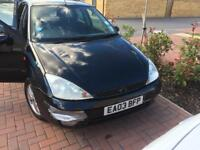 Ford Focus 1.6, 2003 automatic