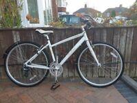 Ladies Pendleton Dalby Hybrid Bicycle £75ono