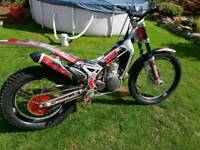 Beta rev 3 250cc trials bike