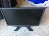 "Acer 21.5"" Colour Av Monitor In Black X223W"