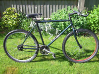 CLAUD BUTLER MTB ONE OF MANY QUALITY BICYCLES FOR SALE