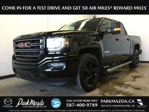2017 GMC Sierra 1500 SLE Elevation 4WD - Bluetooth, Backup Cam,