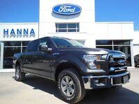 2015 Ford F-150 *NEW*SUPER CREW XLT*300A* 4X4 5.0L V8 GAS