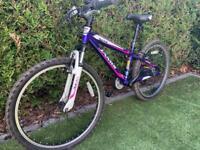 Jamis X24 kids mountain bike