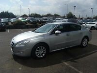 2011 61 PEUGEOT 508 2.0 SR HDI FAP 4D 163 BHP **** GUARANTEED FINANCE **** PART EX WELCOME ****