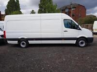 (( NO VAT )) VOLKSWAGEN CRAFTER LWB, YEAR 2011, FULL SERVICE HISTORY , IN EXCELLENT CONDITION