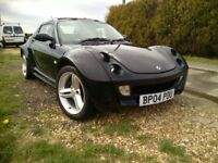 Stunning Example Smart Roadster Convertible Soft Top Low Mileage BARGAIN