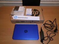 """HP NETBOOK 11"""" with warranty £75."""