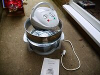 Halogen Oven Andrew James With Instructions