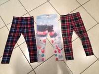 Next winter leggings 5-6 yrs