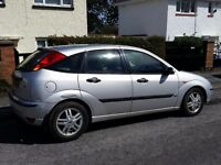 FORD FOCUS 1.6 Zetec 5 door.