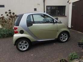 Smart Car Limited Editon