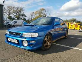 Subaru impreza turbo. Mot july