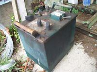 welder oil filled oxford type