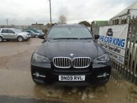 BMW X6 3.0 35d Auto xDrive 5dr (black) 2009