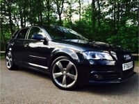 *FINANCE SPECIALISTS* AUDI A3 TDI BLACK EDITION 2011 GOOD, BAD OR INDIFFERENT CREDIT -WE COULD HELP!