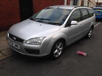 2008 08reg Ford Focus 1.6 Tdci Silver Estate 110k Miles