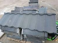 Metrolight sheeted pan tile