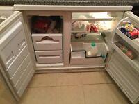 Zanussi Fridge / Freezer (Combined in 1 Unit)- for Spares or Repair